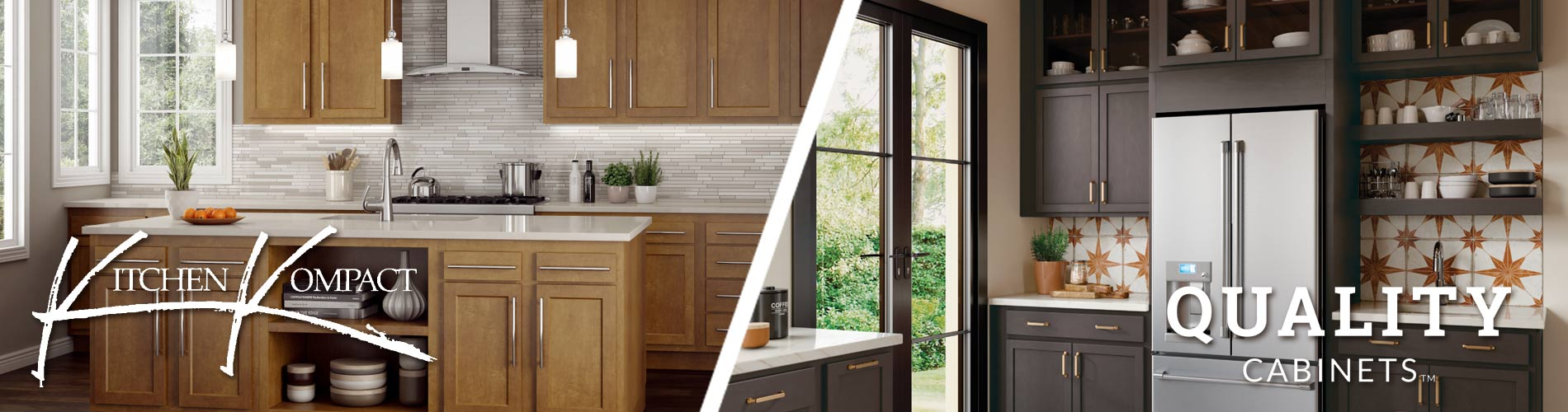 Kitchen Kompact and Quality Cabinets