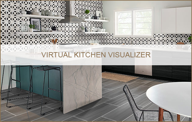Virtual Kitchen Visualizer