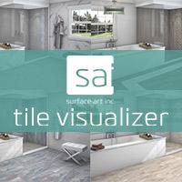 Surface Art Tile Visualizer