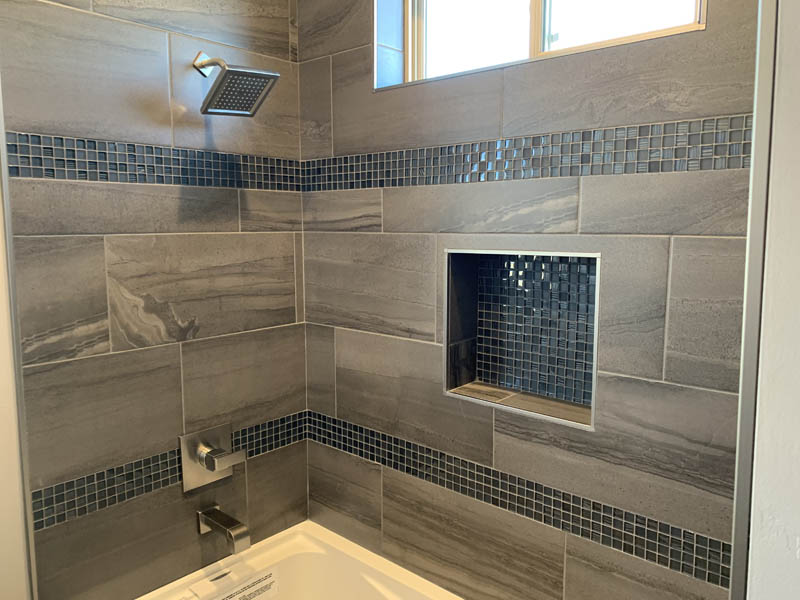 New Mexico Flooring Solutions bathroom remodel