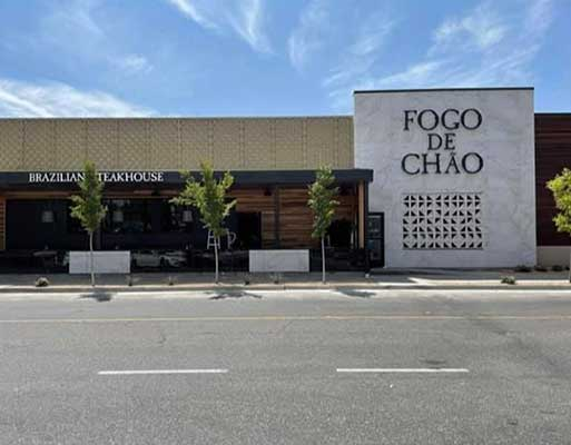 Fogo de Chao Albuquerque completed project